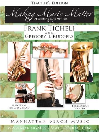 MAKING MUSIC MATTER Book 1 Teacher's Edition