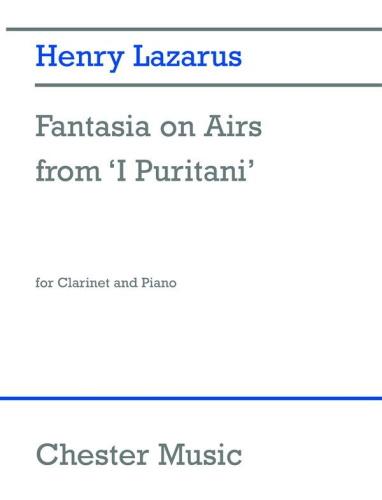 FANTASIA on Airs from 'I Puritani'