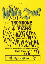 WHO'S ZOO? treble/bass clef