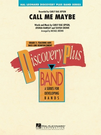CALL ME MAYBE (score & parts)
