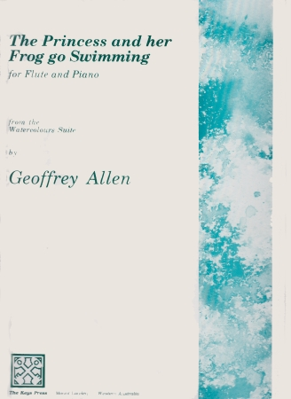 THE PRINCESS AND HER FROG GO SWIMMING Op.12 No.2