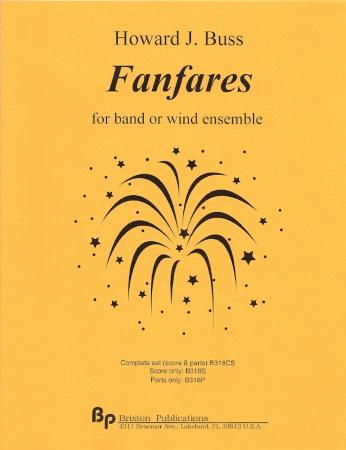 FANFARES (score & parts)