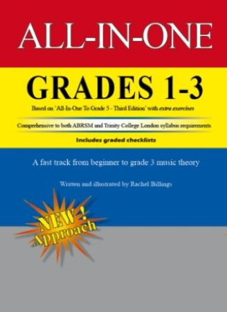 ALL-IN-ONE Grades 1-3