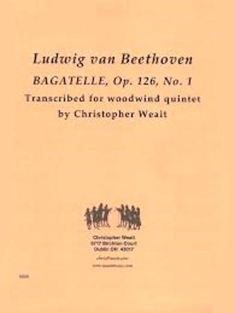 BAGATELLE Op.126 No.1