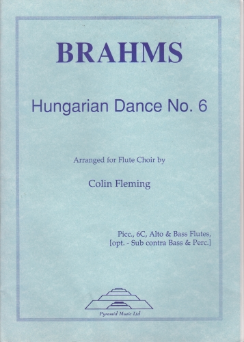 HUNGARIAN DANCE No.6