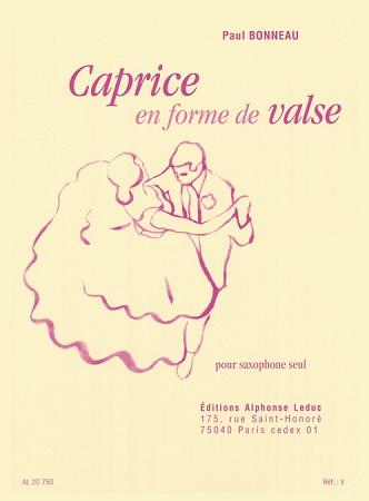 CAPRICE EN FORME DE VALSE