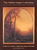 THE SIDNEY LANIER COLLECTION poetry and music