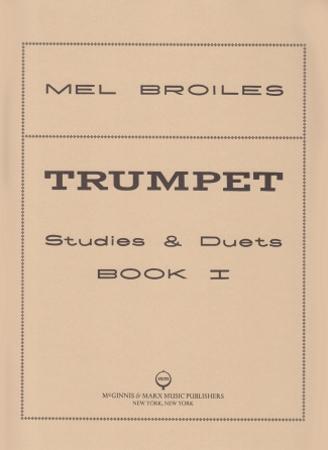 TRUMPET STUDIES AND DUETS Volume 1