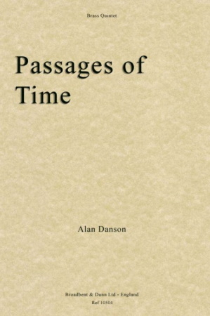 PASSAGES OF TIME (score & parts)