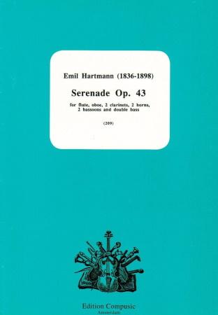 SERENADE Op.43 (score & parts)