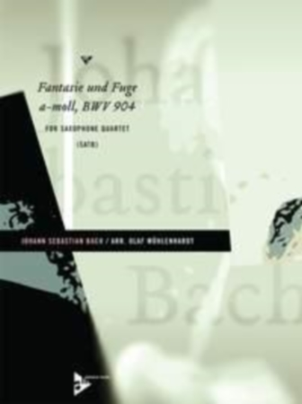 FANTASIE UND FUGE in A minor BWV 904