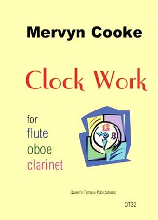 CLOCK WORK (score & parts)