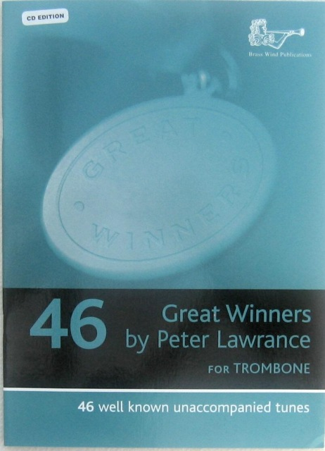GREAT WINNERS + CD Trombone Part (bass clef)