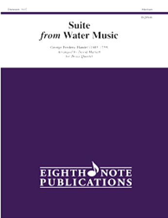 SUITE from Water Music (score & parts)