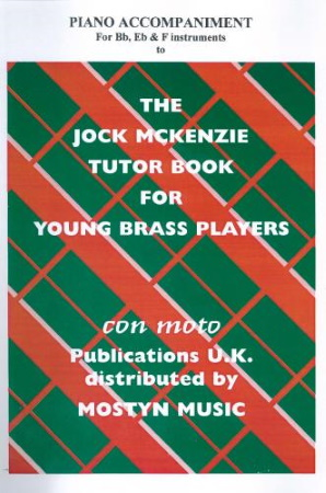 THE JOCK MCKENZIE TUTOR Book 1 Piano Accompaniment