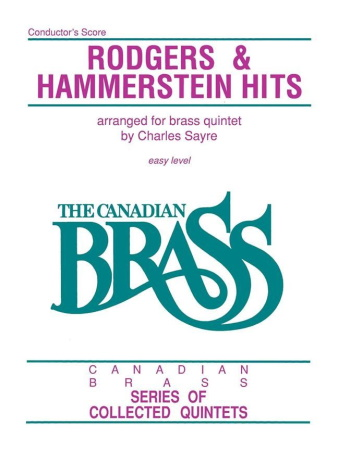 RODGERS & HAMMERSTEIN HITS Score