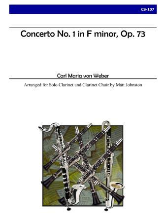 CONCERTO No.1 in F minor, Op.73