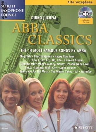 ABBA CLASSICS + CD