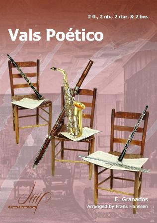 VALSE POETICO No.1 (score & parts)
