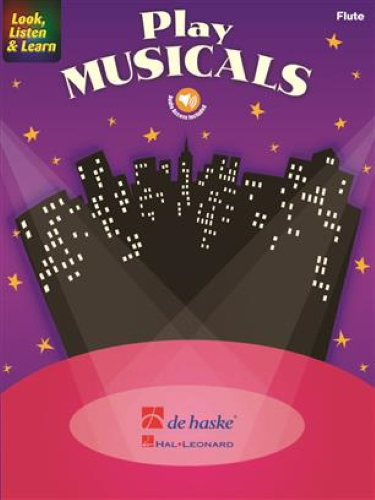LOOK, LISTEN & LEARN Play Musicals + Online Audio