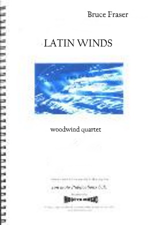 LATIN WINDS (score & parts)