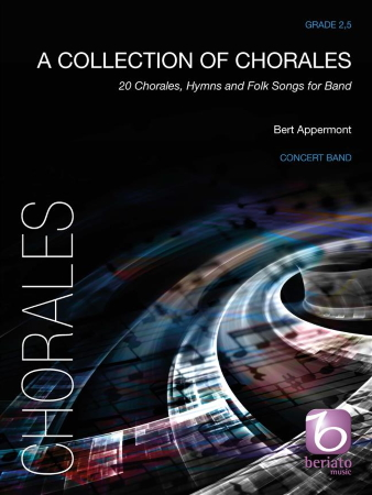 A COLLECTION OF CHORALES (score & parts)