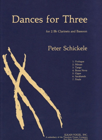 DANCES FOR THREE