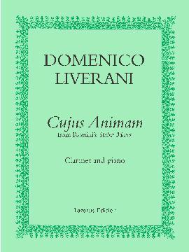 CUJUS ANIMAM from Rossini's 'Stabat Mater'