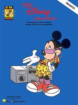 EASY DISNEY FAVOURITES + CD