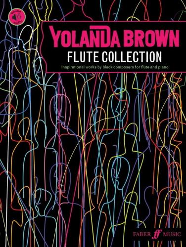YOLANDA BROWN FLUTE COLLECTION + Online Audio