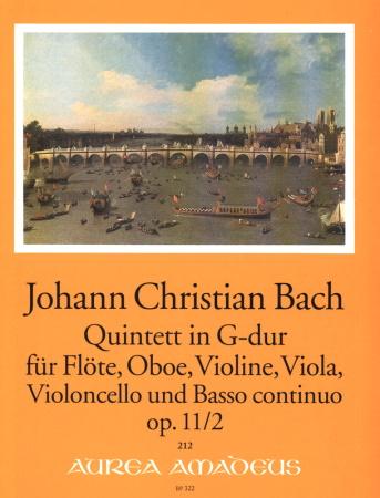 QUINTET in G major, Op.11 No.2