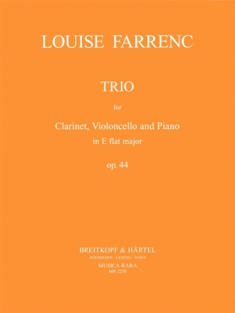 TRIO in Eb major Op.44