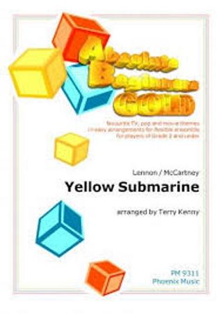YELLOW SUBMARINE (score & parts)