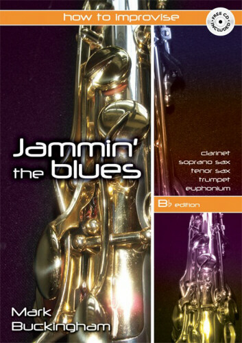 JAMMIN' THE BLUES + CD (Bb edition)