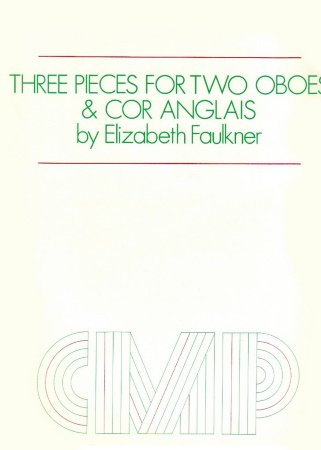 THREE PIECES (score & parts)