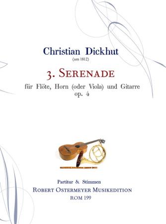 SERENADE No.3 Op.4
