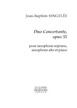 DUO CONCERTANTE Op.55