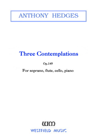 THREE CONTEMPLATIONS Op.149