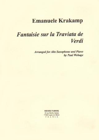 FANTAISIE on La Traviata by Verdi