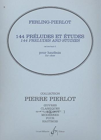 144 PRELUDES ET ETUDES Volume 2