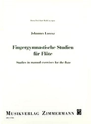 FINGERGYMNASTISCHE STUDIES