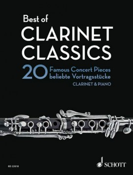 BEST OF CLARINET CLASSICS
