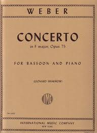 CONCERTO in F major, Op.75