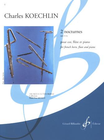 DEUX NOCTURNES Op.32 bis