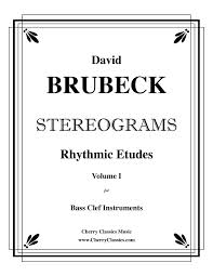 STEREOGRAMS Rhythmic Etudes Volume 1