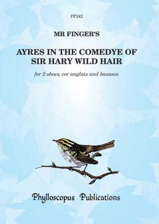 AYRES in the Comedy of Sir Hary Wild Hair