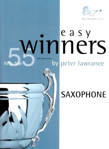 EASY WINNERS Saxophone Part