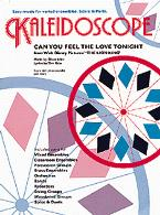 CAN YOU FEEL THE LOVE TONIGHT (score & parts)