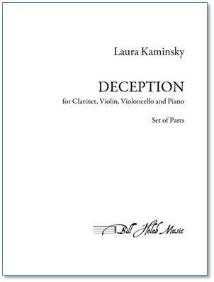 DECEPTION (set of parts)