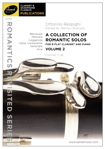 A COLLECTION OF ROMANTIC SOLOS Volume 2
